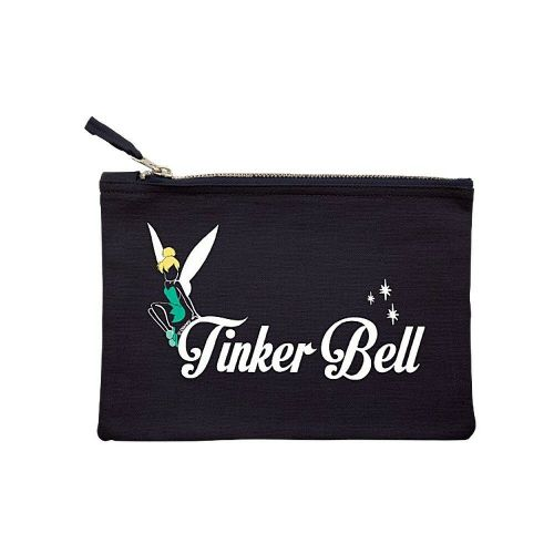 Disney Tinker Bell Make Up Bag Toiletry Pouch